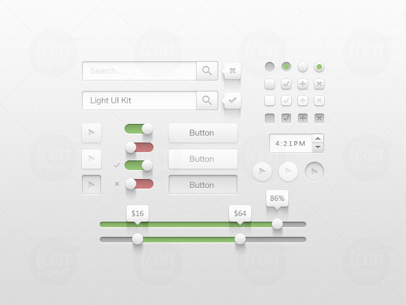 Light-UI-Kit-preview-2
