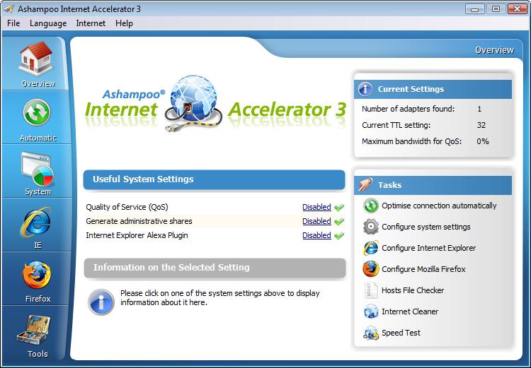 Программы для увеличения скорости интернета скачать бесплатно