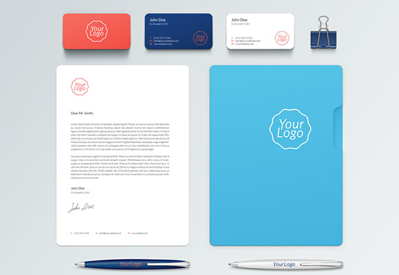 stationery-mockup-psd