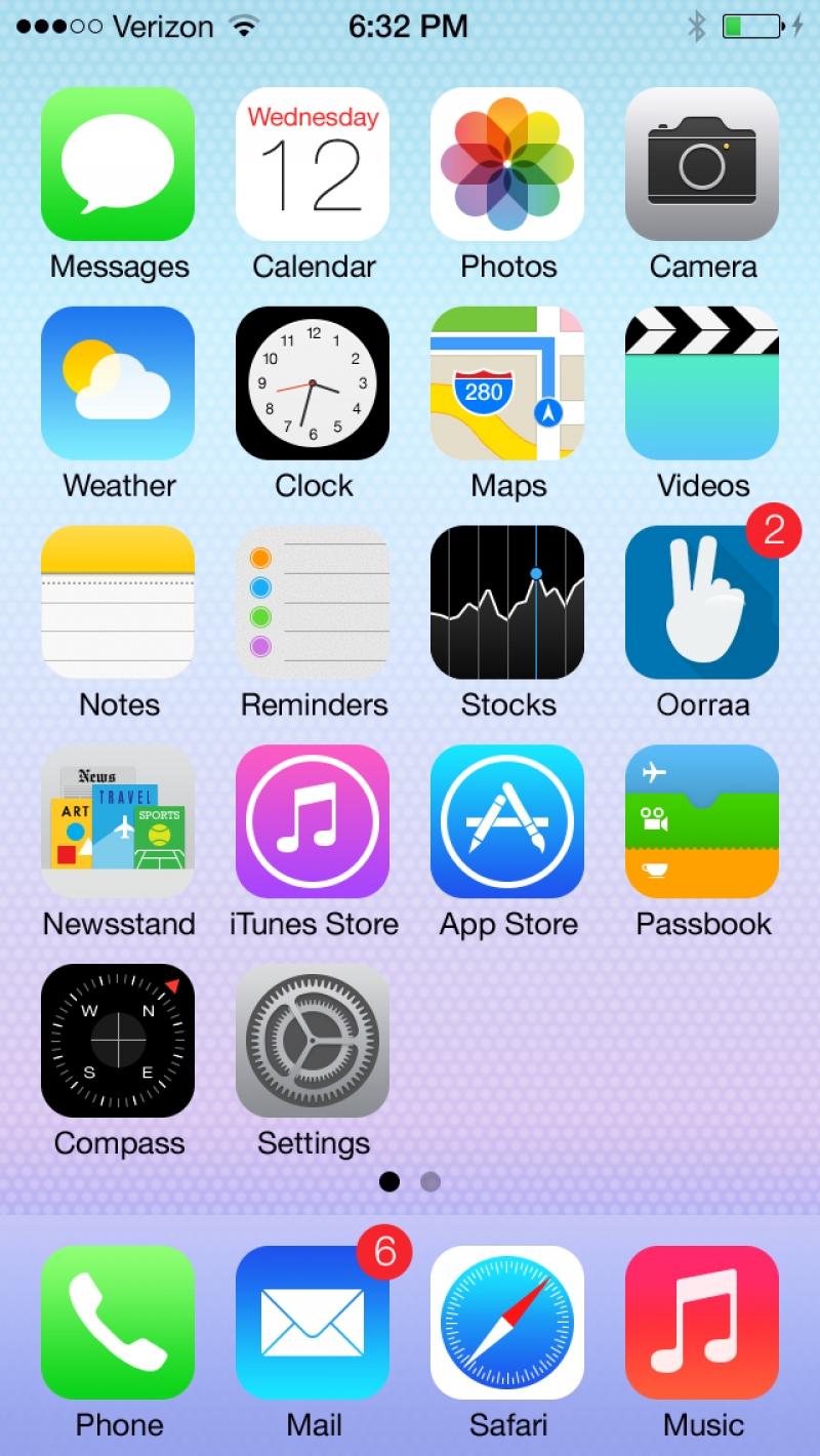 Как сделать скриншот в айфоне 7